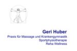 Physiotherapie Geri Huber