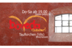 Bóveda Club & Bar und Biergarten